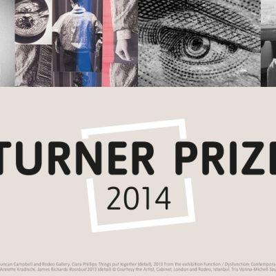 Turnerpriset 2014