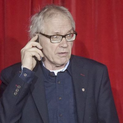 Lars Vilks i Helsingfors