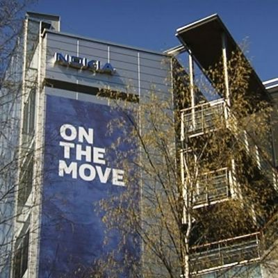 Nokias tidigare huvudkontor i Esbo