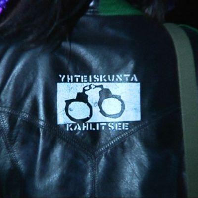 Punk-univormu