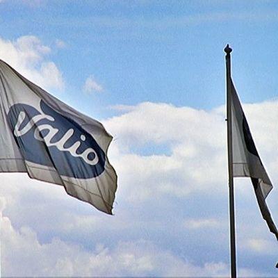 Valioflaggor.