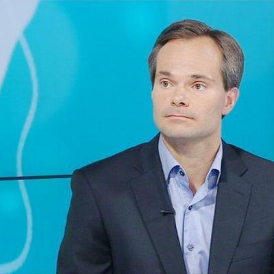 Kai Mykkänen, riksdagsledamot (Saml)