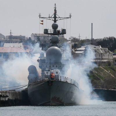 Ryska flottan i Svarta havet