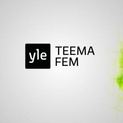 Bild av kanalplatsen Yle Teema & Fems logotyp