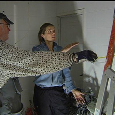 Renoveringsarbeten i höghusbostad i Helsingfors