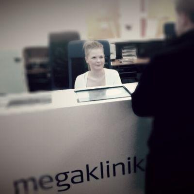 Megakliniken, tandklinik, service