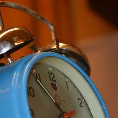Herätyskello.