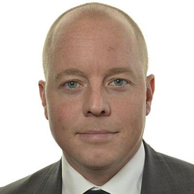 Ruotsidemokraattien puoluesihteeri Björn Söder.