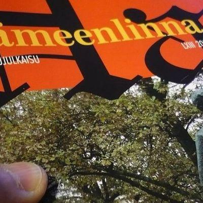 Hämeenlinna kotiseutujulkaisu 2015