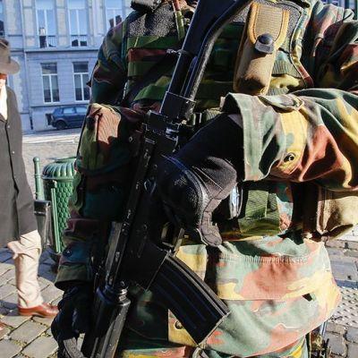 Belgia armeija.
