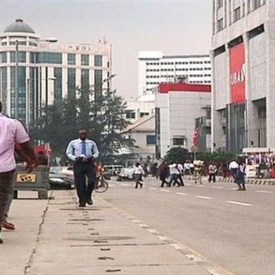Katukuvaa Lagosista Nigeriasta