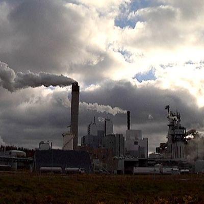 Stora Enso Kaukopää Imatran tehtaat