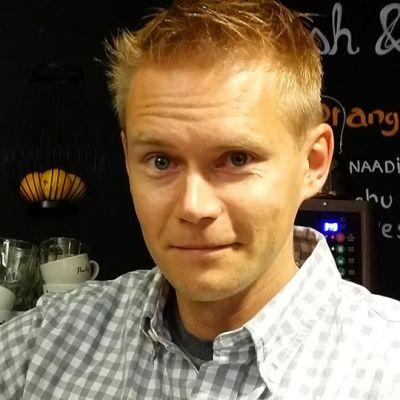 Kalle Virtanen.