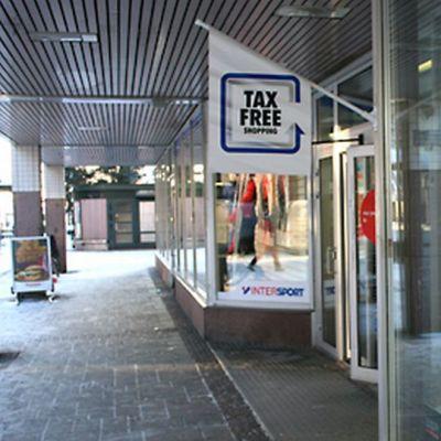 Tax free - kauppa on kasvanut rajusti viime vuosina.