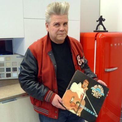 Elvis-fani Esa Pennanen