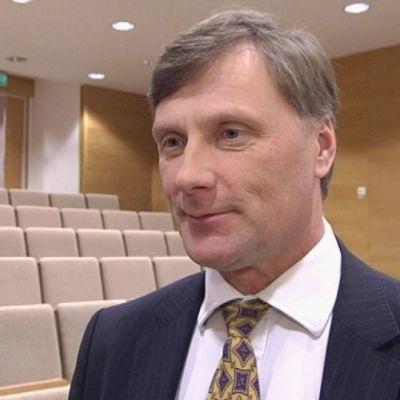 Maa- ja metsätalousministeri Jari Koskinen