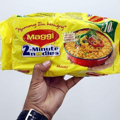 Nestlé on valittanut Mumbain korkeimpaan oikeuteen myyntikiellosta.
