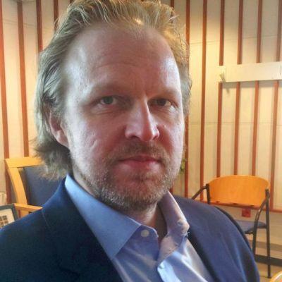 Nasan tutkija Antti Pulkkinen kävi synnyinkaupungissaan Kajaanissa.
