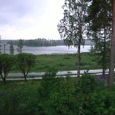 Väinölänranta kesällä 2015.
