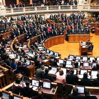 Portugalin parlamentti.