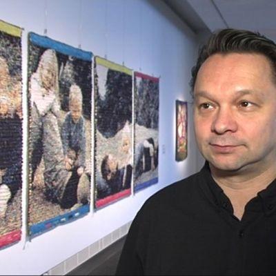 Luosto Classic -musiikkitapahtuman taiteellinen johtaja Marko Ylönen
