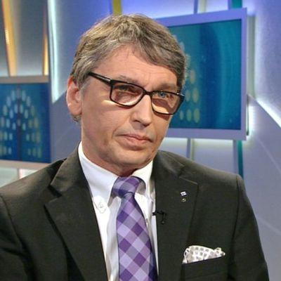 Sauli Ahvenjärvi Aamu-TV:ssä