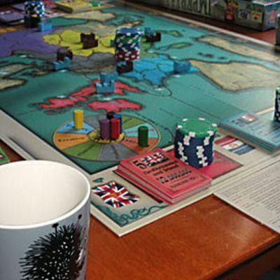 Taistelu Euroopan omistuksesta, pelinä saksalainen Imperial.