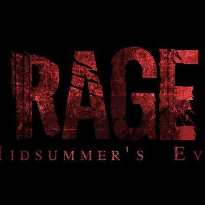 Rage - Midsummer´s Eve -elokuvan logo.