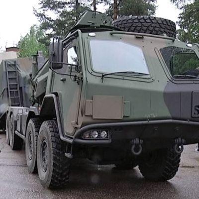 Sisu, armeijan ajoneuvo