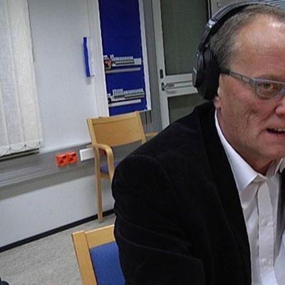 Kokoomuksen kansanedustaja Markku Mäntymaa.