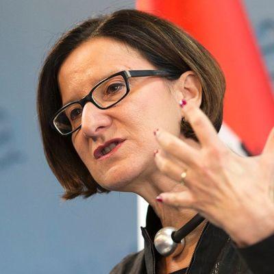 Johanna Mikl-Leitner.