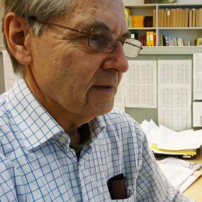 Almanakkapäällikkö Heikki Oja