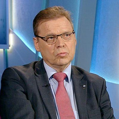 Lauri Lyly Ykkösaamun vieraana 2. toukokuuta.
