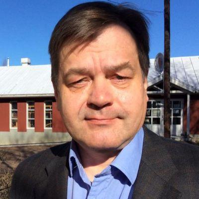 Puolustusvoimien kapteeni Pekka Wallenstjerna