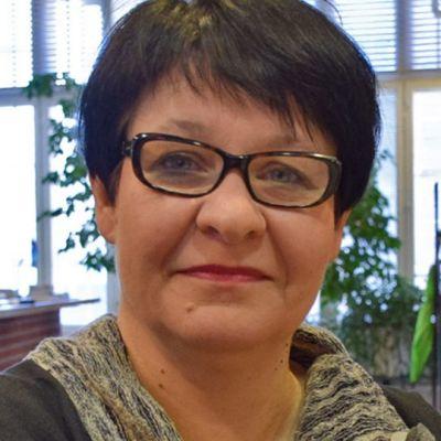 Tarja Filatov eduskuntavaalien 2015 jälkeen.