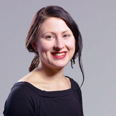 Ylen toimittaja Anna Leppävuori