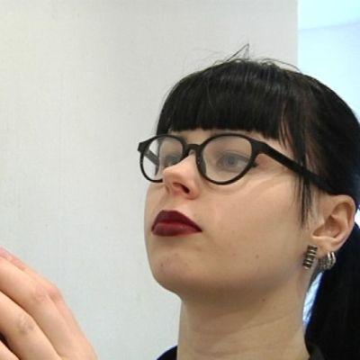 Hanna Silander ja Grimm-koru
