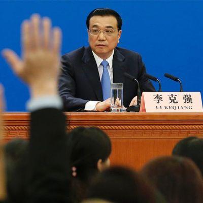 Li Keqiang.