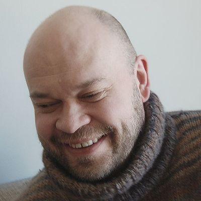 Säveltäjä, jazzmuusikko Mikko Hassinen.