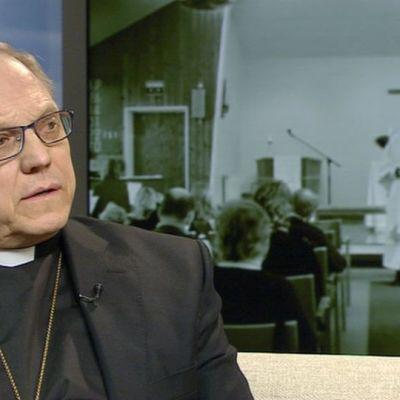 Luther-säätiön piispa Risto Soramies.