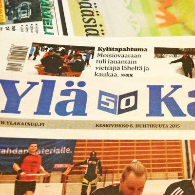 Ylä-Kainuu -lehti.