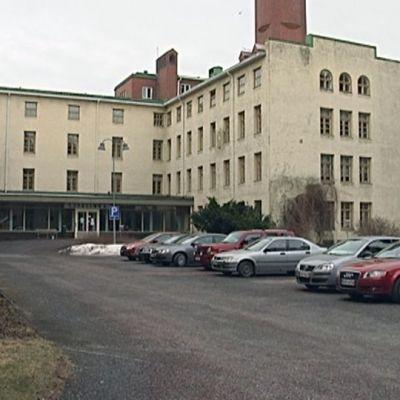 Satalinnan sairaala Harjavalta Harjavallassa