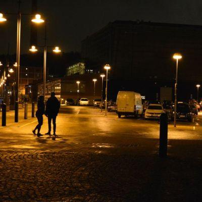 Sibeliustalo pimeni myös Earth Hourin takia.
