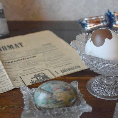 mignon-munat tulivat pääsiäisen viettoon vuonna 1896
