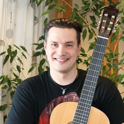 Laulaja Janne Raappana