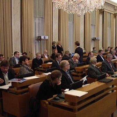 Turun valtuusto budjettikokouksessaan