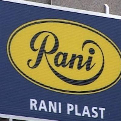 Kuvassa on Rani Plastin logo.