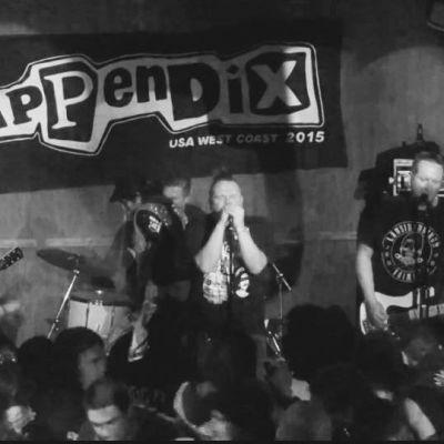 Appendix lavalla USA:ssa