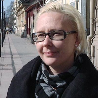 turkulainen kansanedustaja Maria Lohela (ps.)