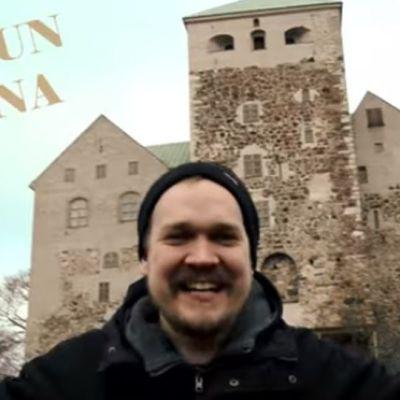 Kuvankaappaus Turku 30 sekunnissa -videosta